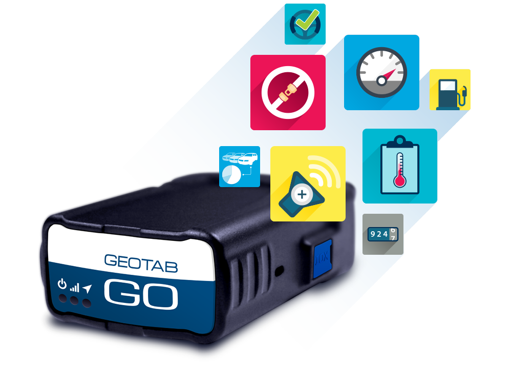 GPS Fleet Tracking Device